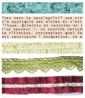 Prima Angelique Ribbons