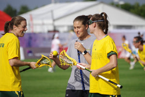Inside Lockdown with Australian Women's Lacrosse Part 2: Olivia Parker