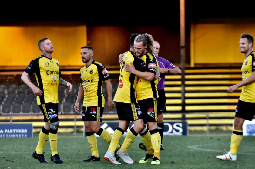 Heidelberg United FC Optimising Performance with SPT GPS Technology