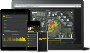 SPT Sports GPS and Gametraka Software