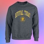 Revival Today B&Y College Crewneck