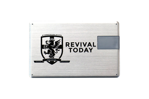 Power and Authority- Revival Today Flash Drive
