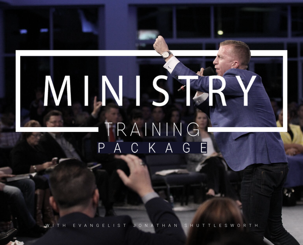Ministry Training Package- USB Flashdrive