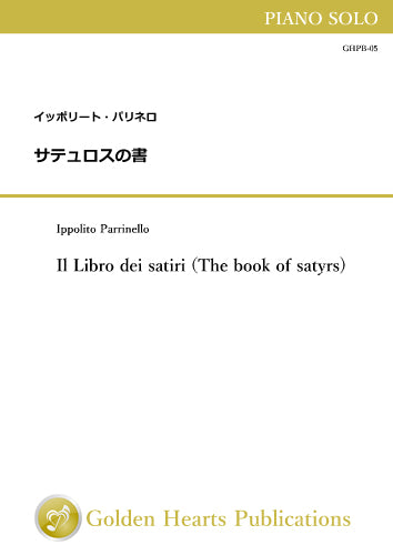 [PDF] Il Libro dei satiri (The book of satyrs) / Ippolito Parrinello [Piano]
