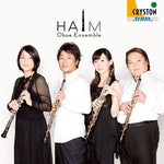 Oboe Ensemble Haim [Oboe Ensemble] [CD]
