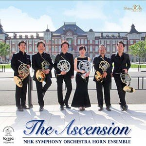 The Ascension / NHK Symphony Orchestra Horn Ensemble [Horn Ensemble] [CD]