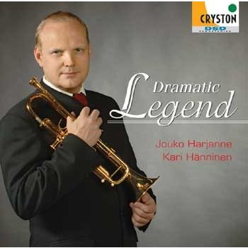 Dramatic Legend / Jouko Harjanne / [Trumpet] [CD]