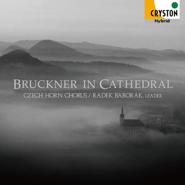 Bruckner in Cathedral / Czech Horn Chorus / [Horn Ensemble] [CD]