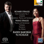 Richard Strauss & Franz Strauss / Radek Baborak / [Horn] [CD]