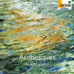 Arabesques / The Flute Quartet [Flute Quartet] [CD]