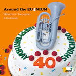 Around the EU4NIUM / Shoichiro Hokazono [Euphonium] [CD]