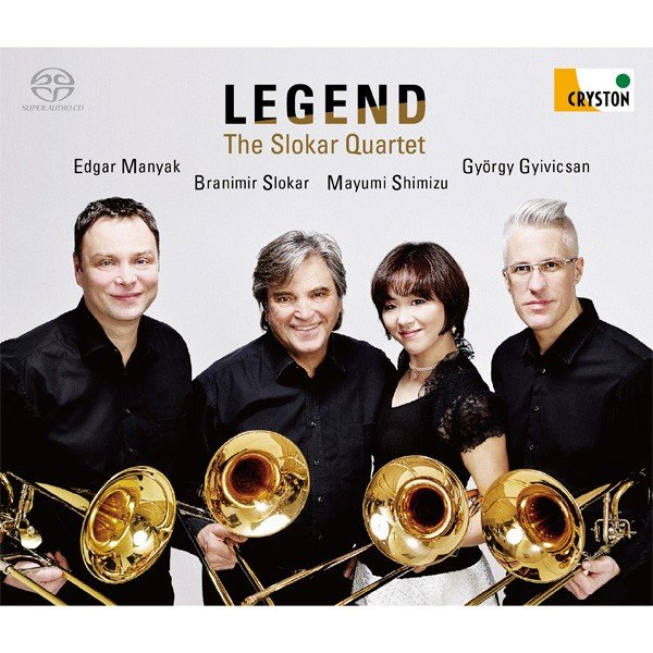 Legend / The Slokar Quartet / [Trombone Quartet] [CD]