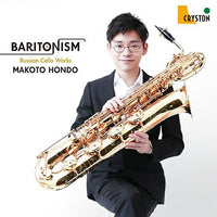 Baritonism - Russian Cello Works / Makoto Hondo / [Baritone Saxophone] [CD]
