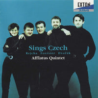 Sings Czech / Afflatus Quintet / [Wood Wind Quintet] [CD]