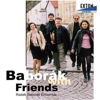 Baborak with Friends / Radek Baborak / [Horn] [CD]