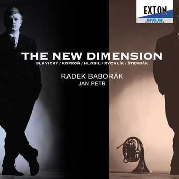The New Dimension / Radek Baborak / [Horn] [CD]
