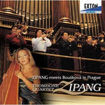 ZIPANG meets Bouskova in Prague / Trombone Quartet Zipang and Jana Bouskova / [Trombone Quartet and Harp] [CD]