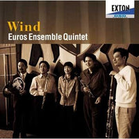 Wind / Euros Ensemble Quintet [Wood Wind Quintet] [CD]