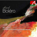 Bolero / Roger Boutry and L'Orchestre d'harmonie de la Garde Republicaine / [Wind Band] [CD]