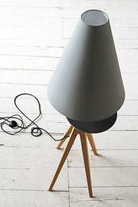 Lamp with Table adjustable hight