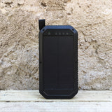 Militar.nu - Smart Outdoor powerbank med solcelle-opladning