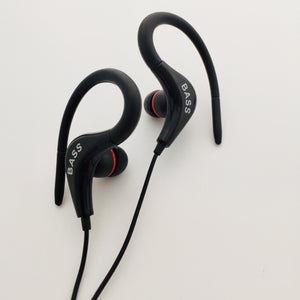 Smarte Y-5 earhook sports-høretelefoner