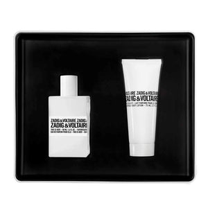 Zadig & Voltaire This is Her! 50ml EDP Gift Set