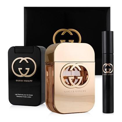 Gucci Guilty 75ml EDT Gift Set