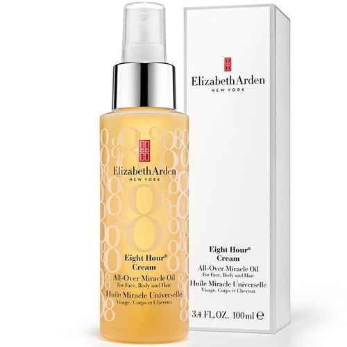Elizabeth Arden 100ml Eight Hour Cream All Over Miracle Oil
