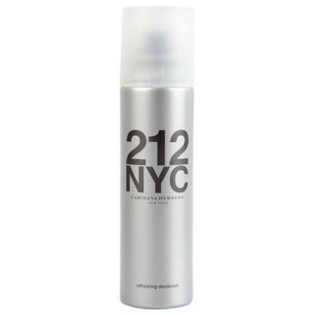 Carolina Herrera 212 NYC 150ml Refreshing Deodorant Spray