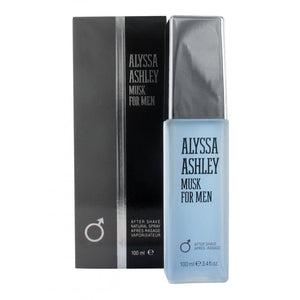 Alyssa Ashley Musk for Men 100ml After Shave