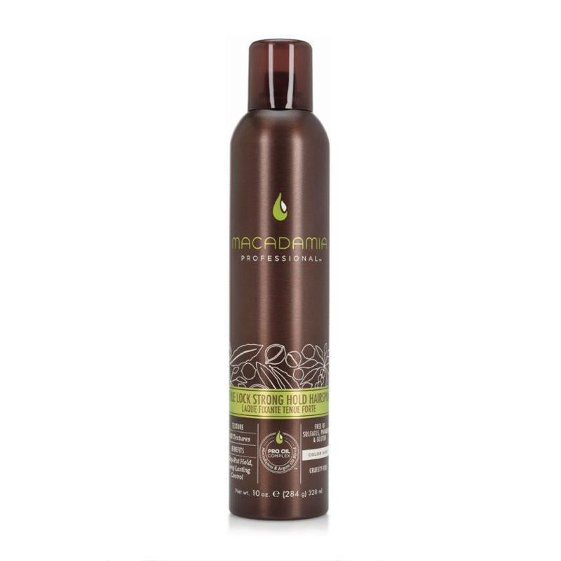 Macadamia Professional 328ml Style Lock Strong Hold Hairspray