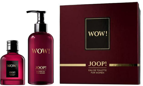 Joop! Wow! For Women 60ml EDT Spray / 250ml Shower Gel