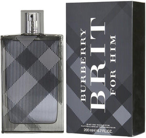 Burberry Brit Men 200ml EDT Spray