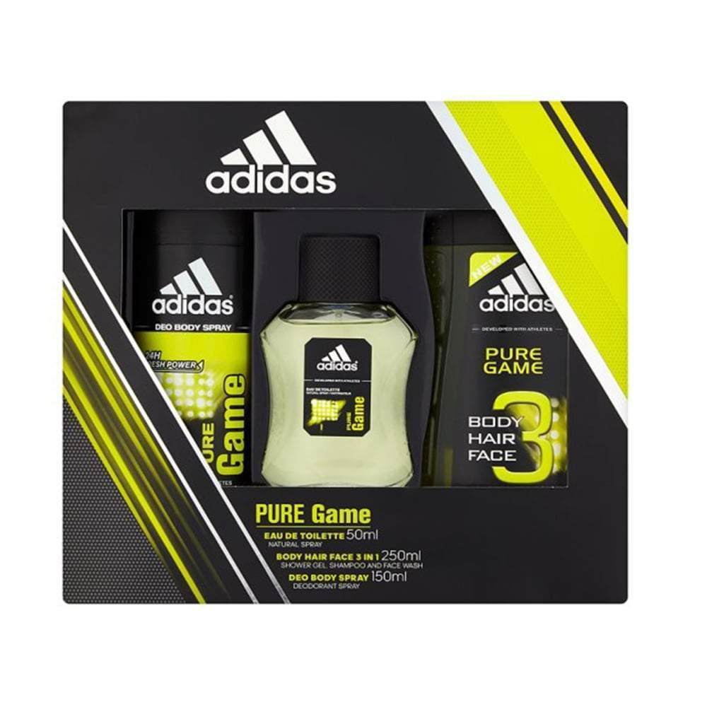 Adidas Pure Game 50ml Gift Set