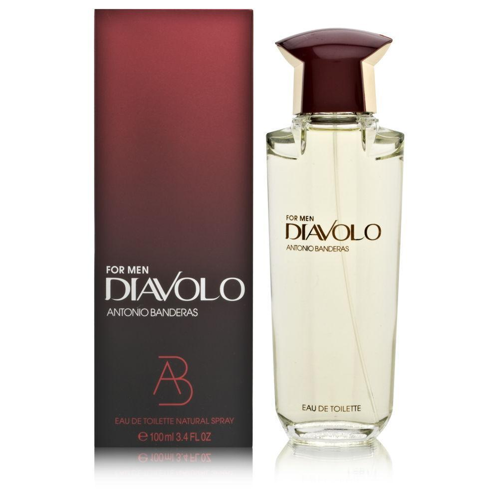 Antonio Banderas Diavolo for Men 100ml EDT Spray