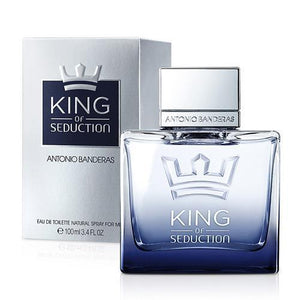 Antonio Banderas King of Seduction 100ml EDT Spray