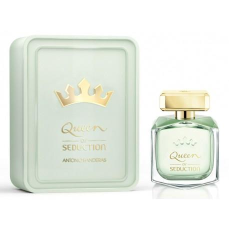 Antonio Banderas Queen of Seduction 80ml EDT Spray Collectors Edition