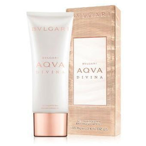 Bvlgari Aqua Divina 100ml Bath& Shower Gel
