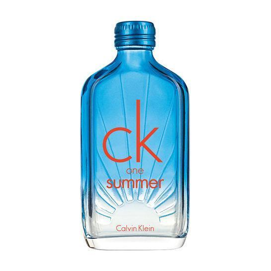 Calvin Klein CK One Summer 100ml EDT Spray (2017 Edition)