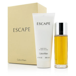 Calvin Klein Escape 100ml EDP Spray / 200ml Body Lotion