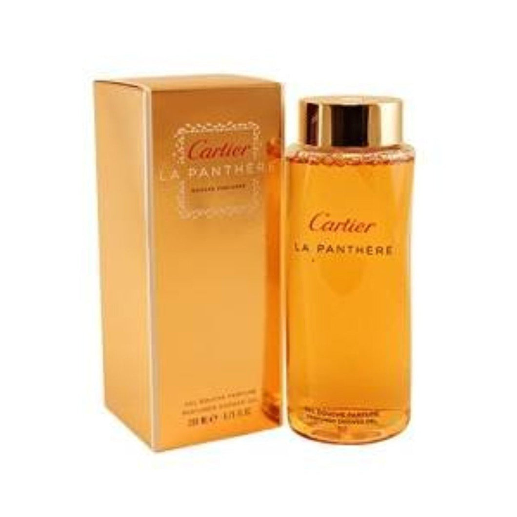 Cartier La Panthere 200ml Perfumed Shower Gel