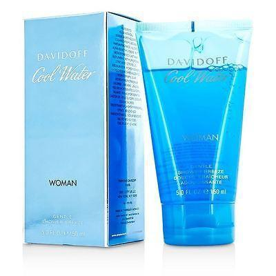 Davidoff Cool Water Woman 150ml Shower Gel