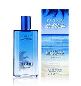 Davidoff Cool Water for Men Exotic Summer 125ml EDT Spray