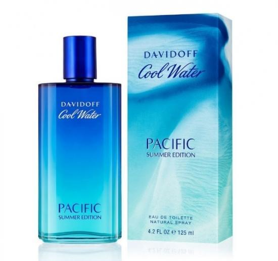 Davidoff Cool Water for Men Pacific Summer Edition 125ml EDT Spray