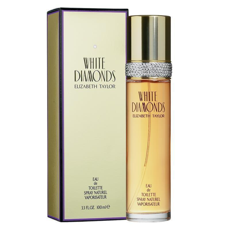 Elizabeth Taylor White Diamonds 100ml EDT Spray