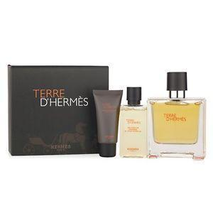 Hermes Terre dHermes 75ml Pure Perfume Spray / 12.5ml Pure Perfume Spray /...