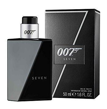 James Bond 007 Seven 50ml EDT Spray