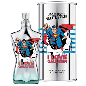 Jean Paul Gaultier Le Male Eau Fraiche Superman 125ml EDT Spray