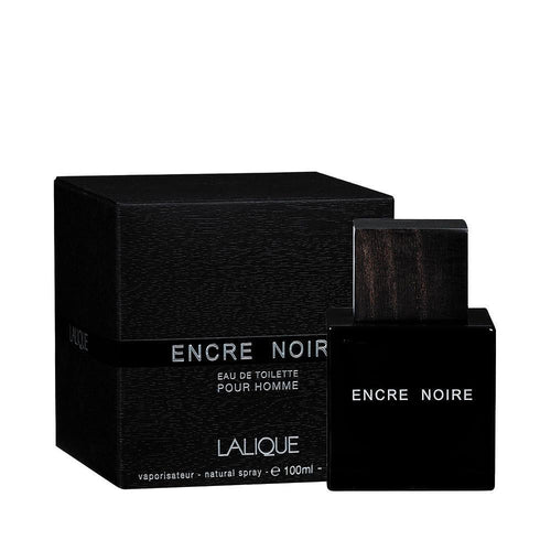 Lalique Encre Noir Men 100ml EDT Spray